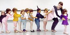 creative dancing for childrea