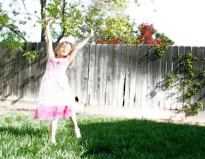 danza creativa per bimbi
